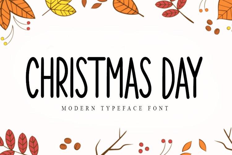 Christmas Day example image 1