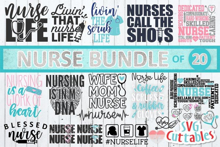 Nurse SVG Bundle   Shirt Bundle