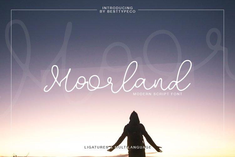 Moorland example image 1