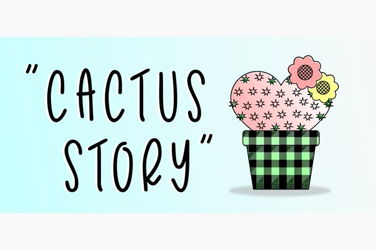 Cactus Story example image 1