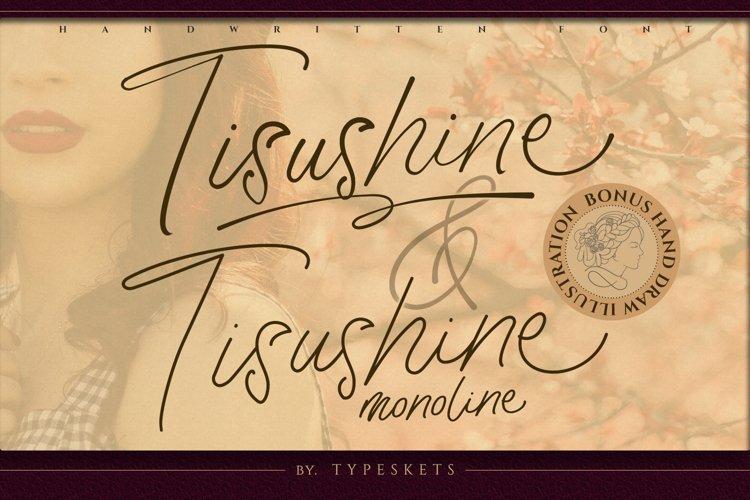 Tisushine & Tisushine Monoline example image 1