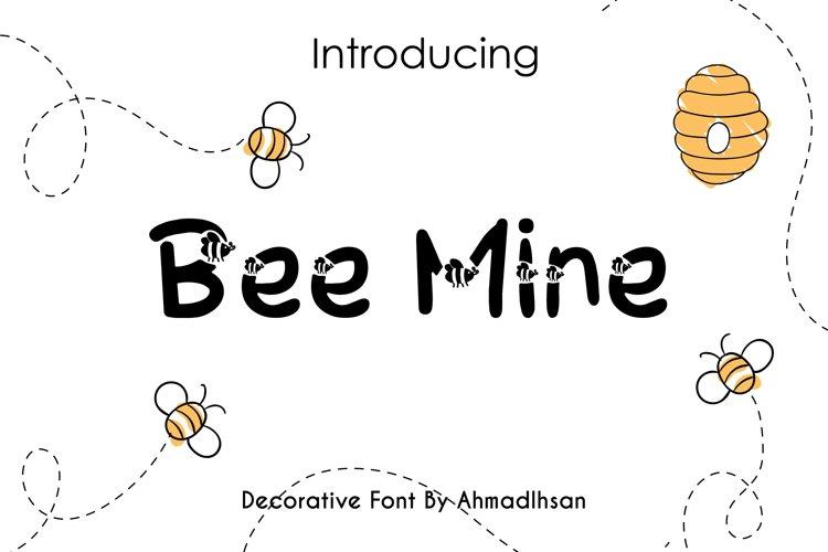 Bee Mine example image 1