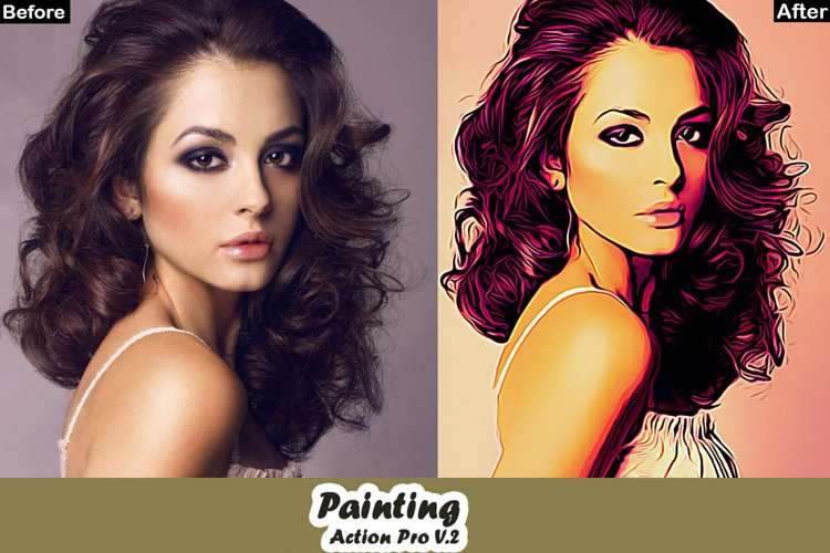 Painting Action Pro V2 example image 1
