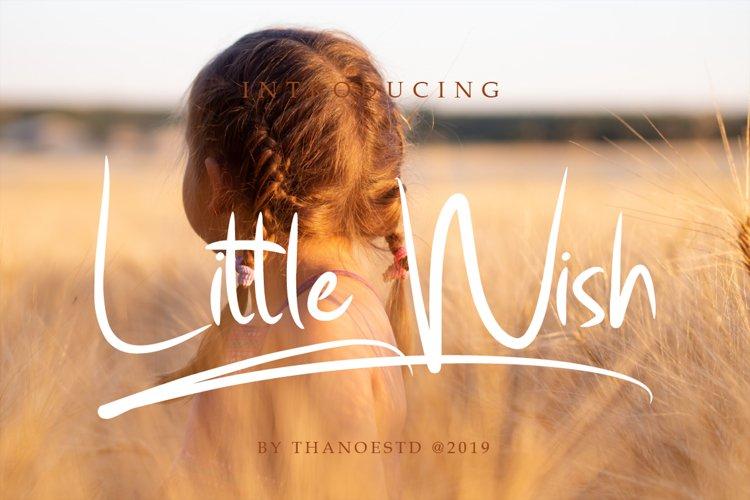 Little Wish example image 1