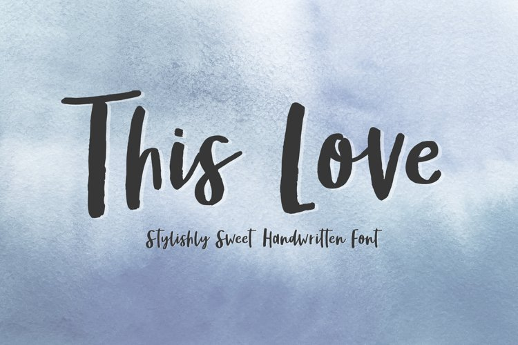 This Love example image 1