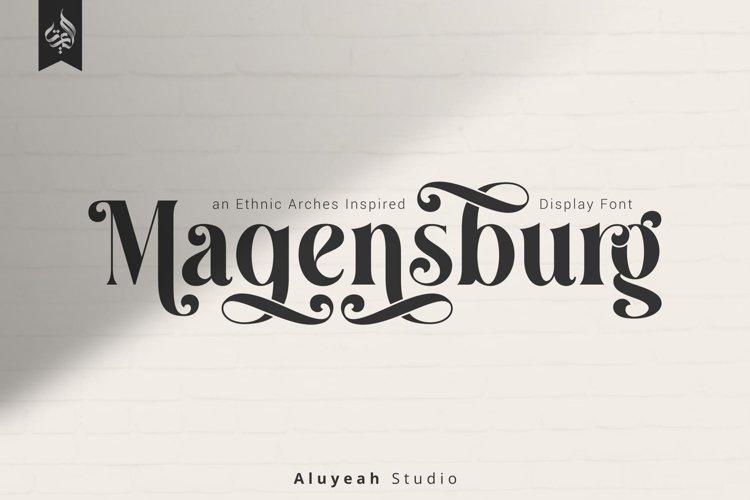Al Magensburg