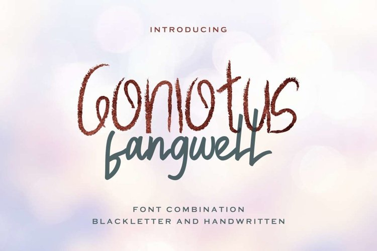 Gonlotus Fangwell example image 1