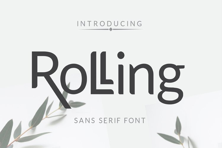 Rolling example image 1