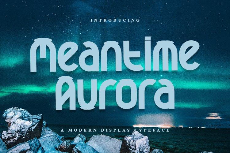 Meatime Aurora example image 1