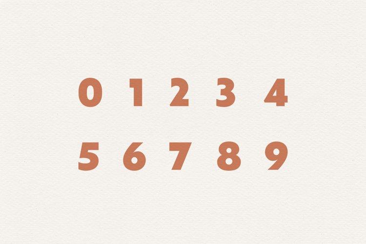 Aries // A Bold Sans Serif example image 1