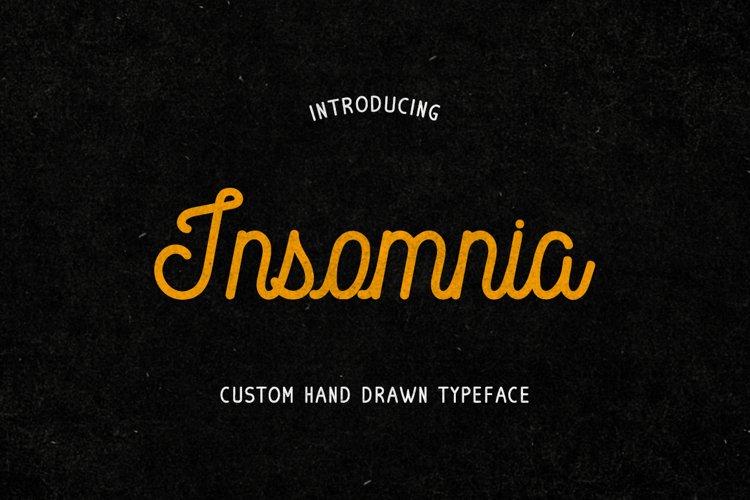 Insomnia example image 1