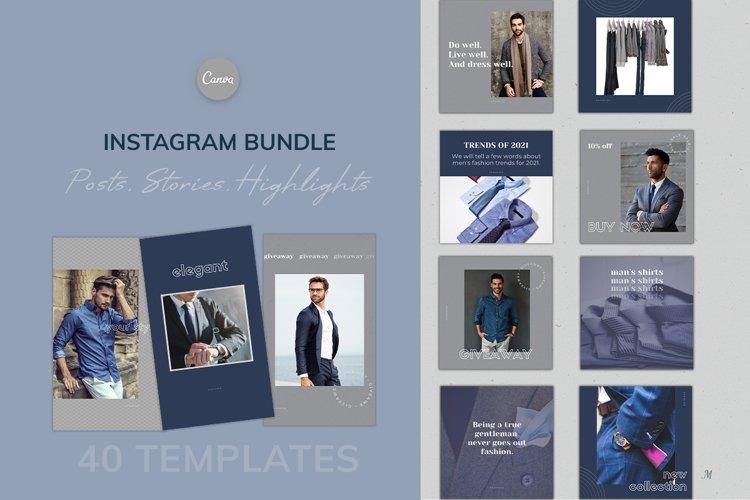 Elegant Canva Instagram Templates Fashion