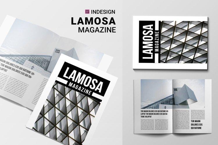 Lamosa | Magazine example image 1