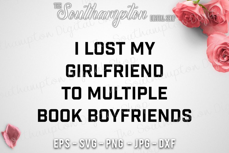 I Lost My GirlFriend To Multiple Book Boyfriends example image 1