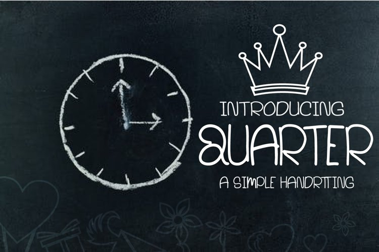 Quarter example image 1