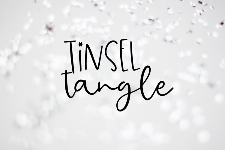 Tinsel Tangle example image 1