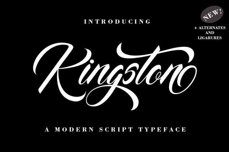 Kingston example image 1