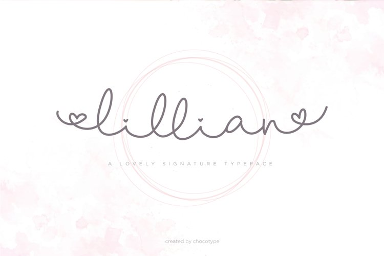 Lillian example image 1