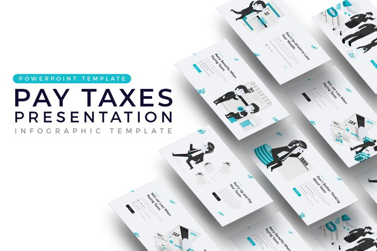 Tax Presentation Template example image 1