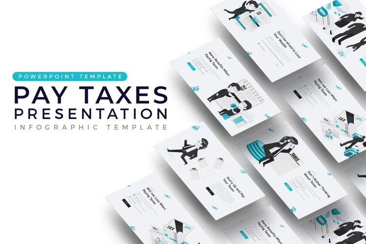 Tax Presentation Template