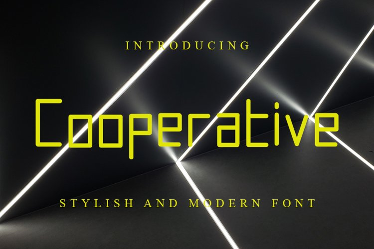 Cooperative example image 1