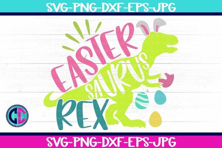 Easter Svg, Easter Saurus Rex svg