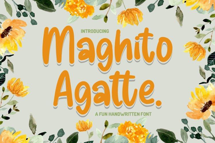 Maghito Agatte