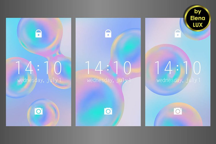 15 Wallpapers for mobile interface example image 1
