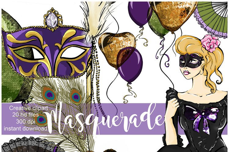 Party clipart example image 1