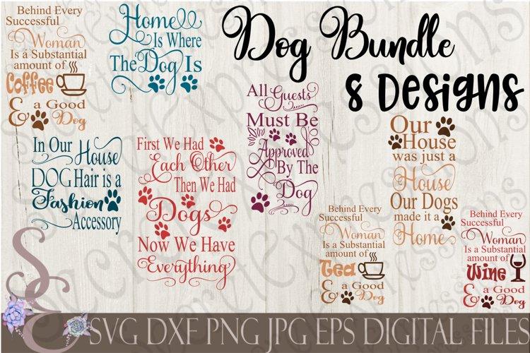 Dog SVG Bundle Pet SVG Set