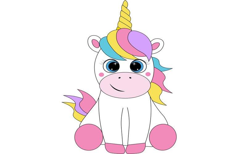Unicorn svg , Cute Unicorn svg, Unicorn clipart, Unicorn svg