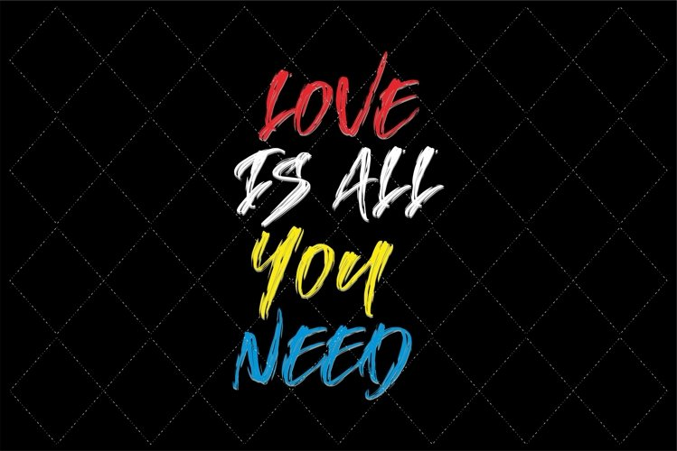 love is all you need example image 1