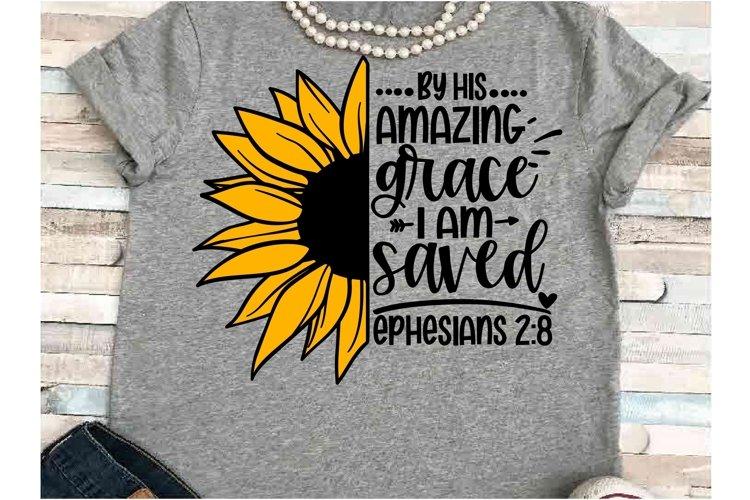 Faith svg DXF JPEG Silhouette Cameo Cricut sunflower amazing