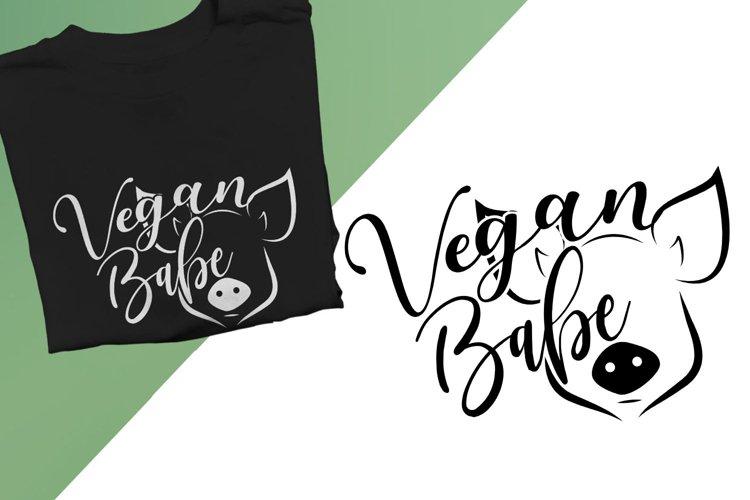 Vegan Babe