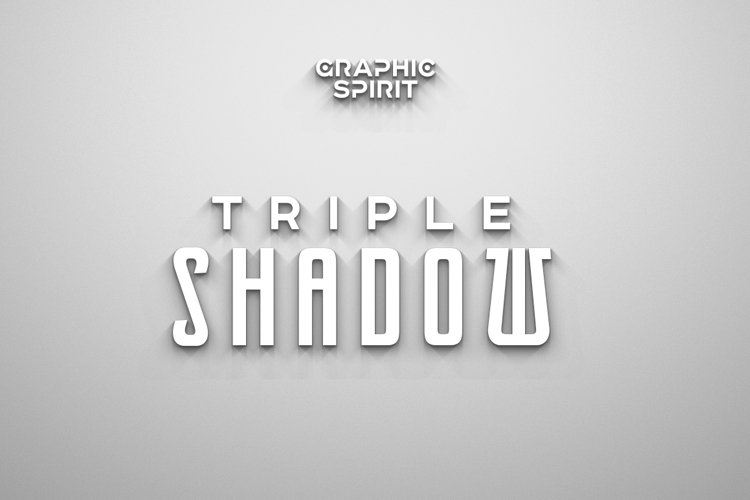 Laconic Long Shadow for Photoshop example 5