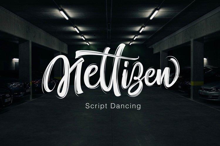 NETTIZEN - Script Dancing