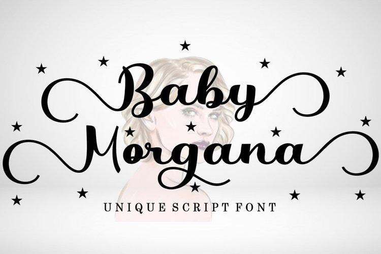 Baby Morgana example image 1