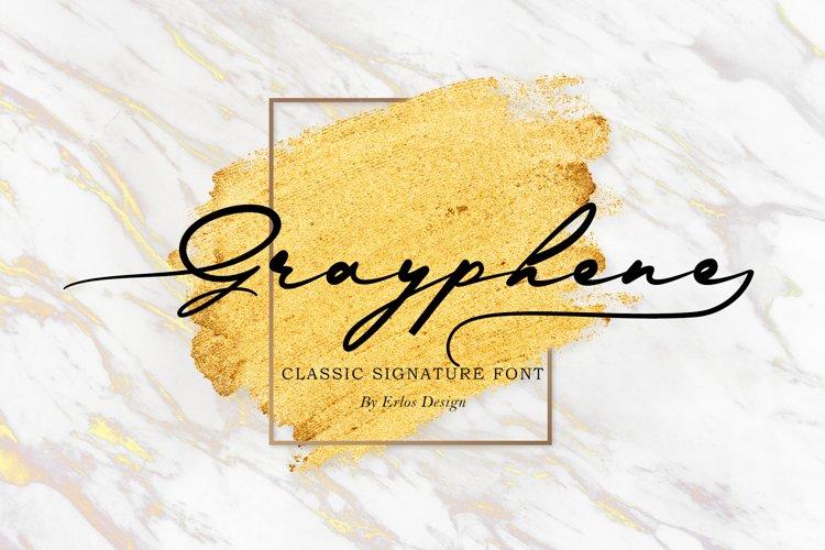 Grayphene example image 1