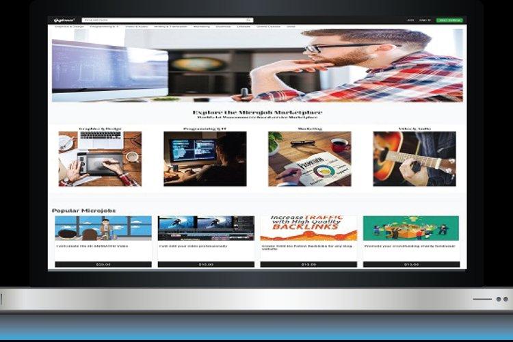 Giglance - Worlds 1st Woocommerce based service Microjob service marketplace theme