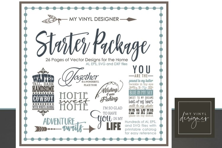 The Ultimate Starter Bundle example image 1