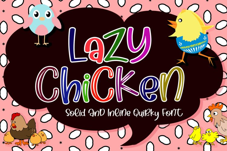 Lazy Chicken example image 1