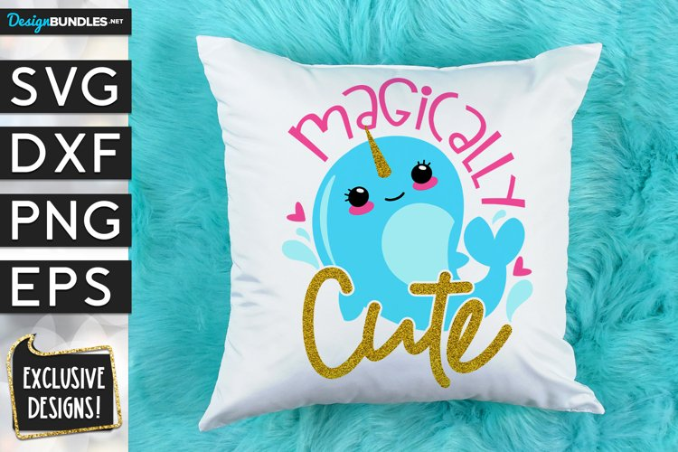 Magically Cute SVG DXF PNG EPS