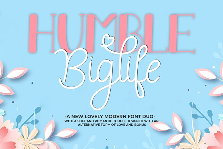 Humble Biglife Duo example image 1