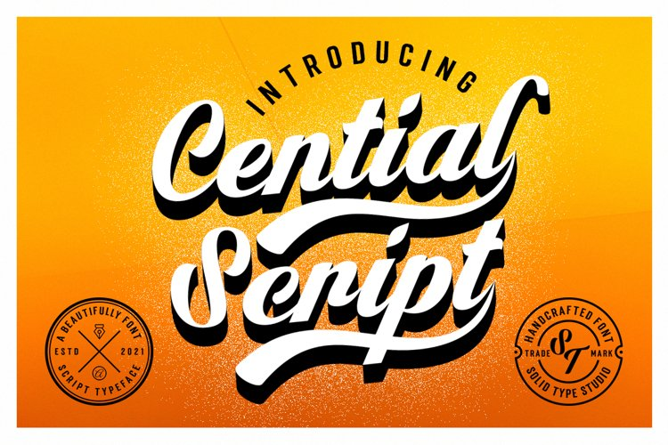 Cential Script