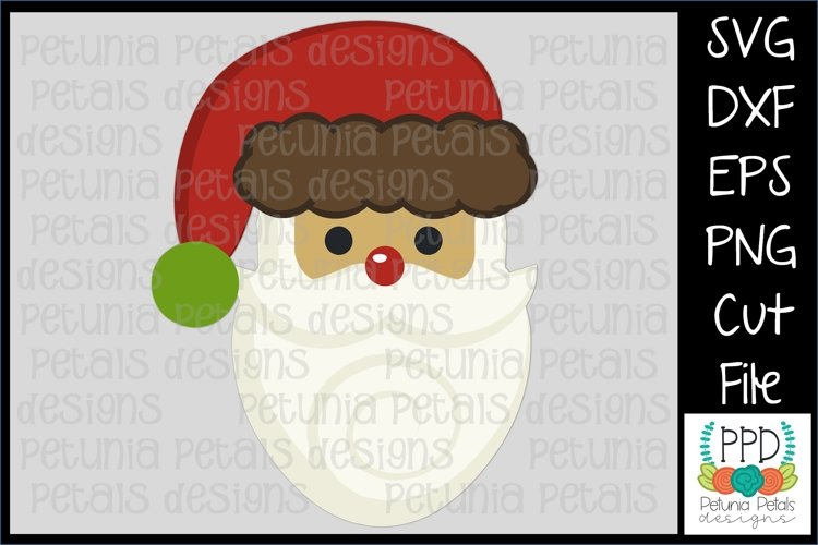 Toy Santa Claus SVG 11225 example image 1