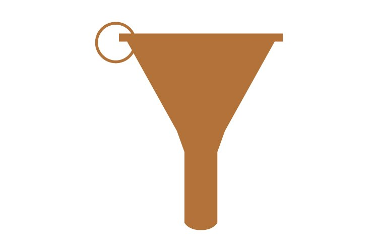 Funnel icon example image 1