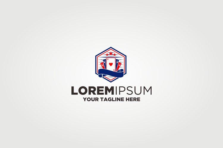 Poker Game Logo example image 1
