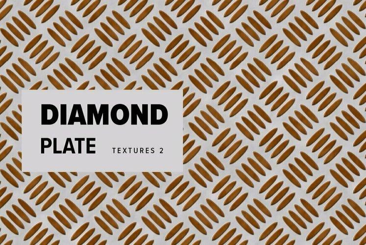 Diamond plate textures 3 example image 1