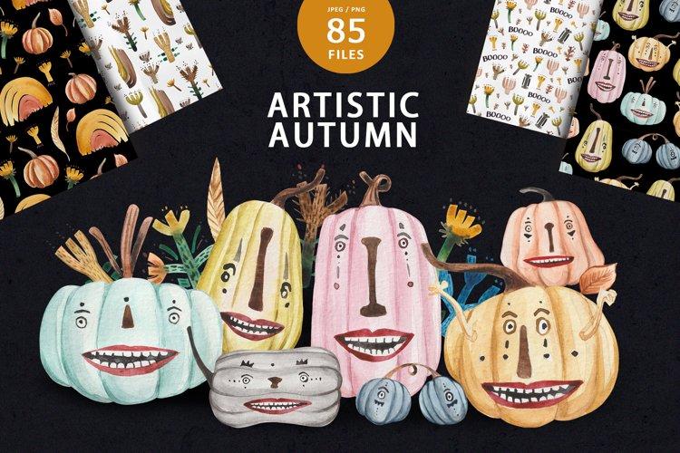 Artistic Autumn example image 1