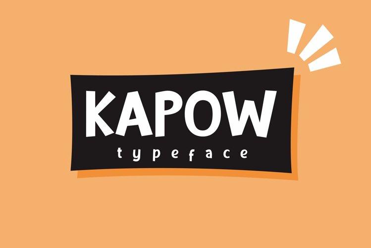 Kapow example image 1